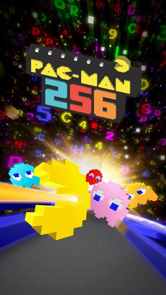 【PACK-MAN 256】