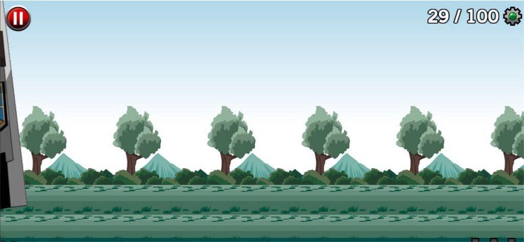 進撃のウォールディフェンスの遊び方1