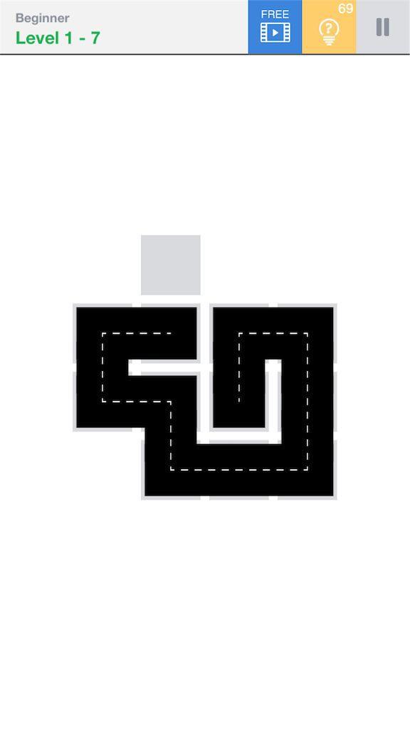 【Fill】BeginnerのLevel1の7の攻略