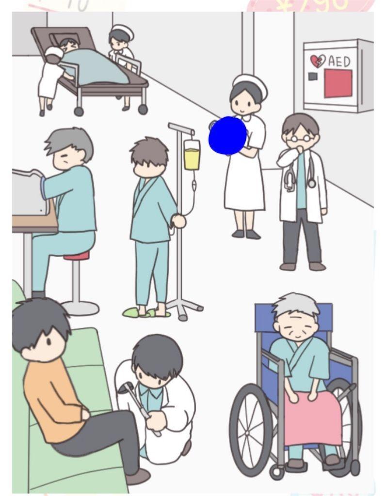 【モノの値段】 File.13「病院にあるモノの値段」の攻略4