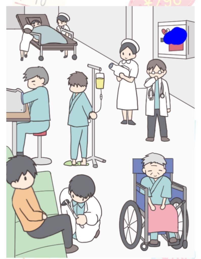 【モノの値段】 File.13「病院にあるモノの値段」の攻略2