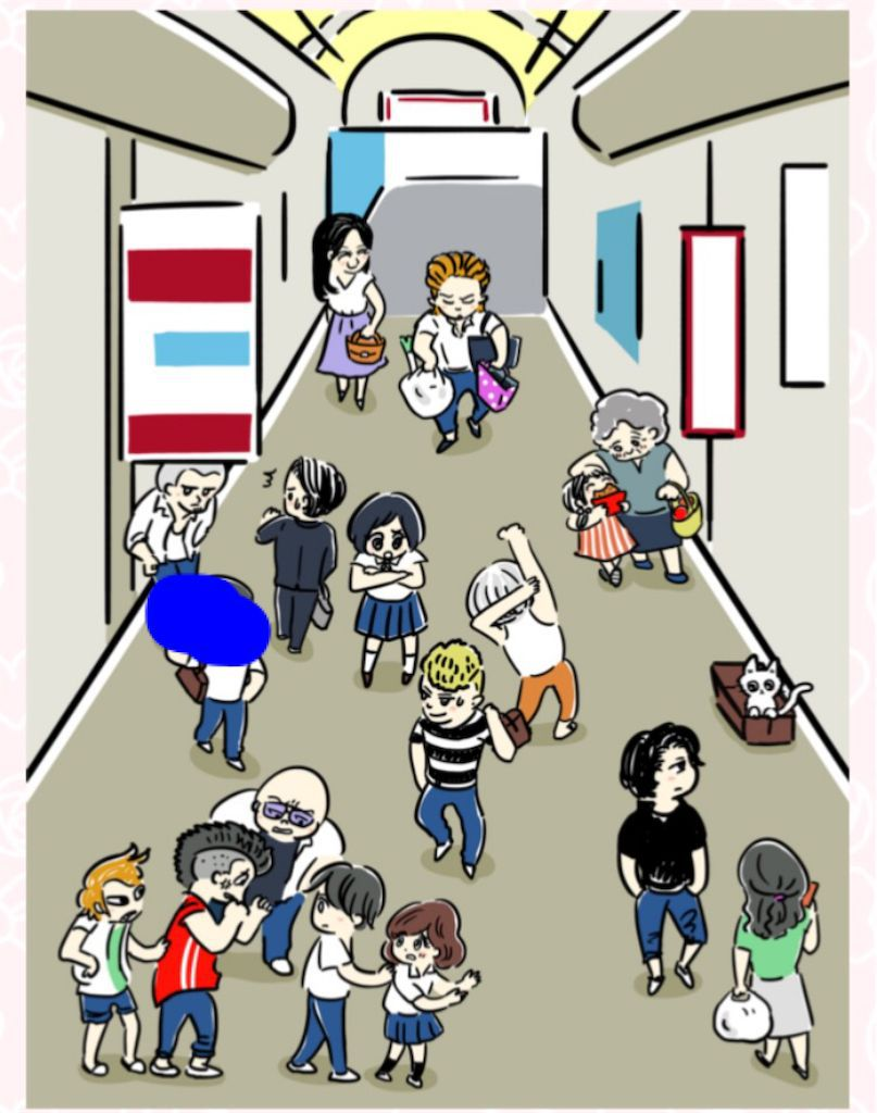 【少女漫画あるある】 「不良が集う商店街」の攻略3