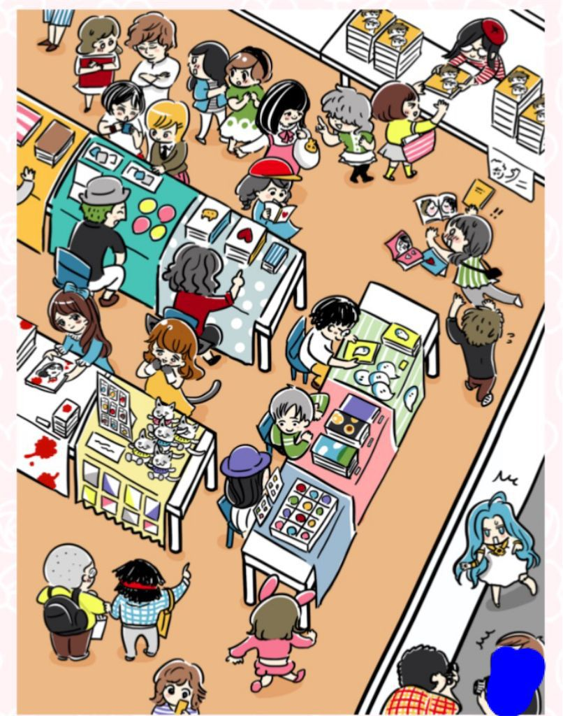 【少女漫画あるある】 「オタクイベント」の攻略4