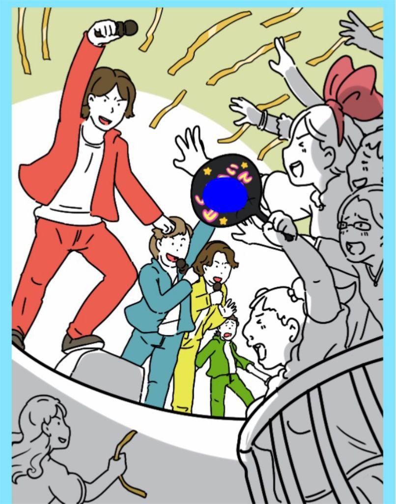 【炎上みーっけ!】File.04「男性アイドルのコンサート」の攻略3