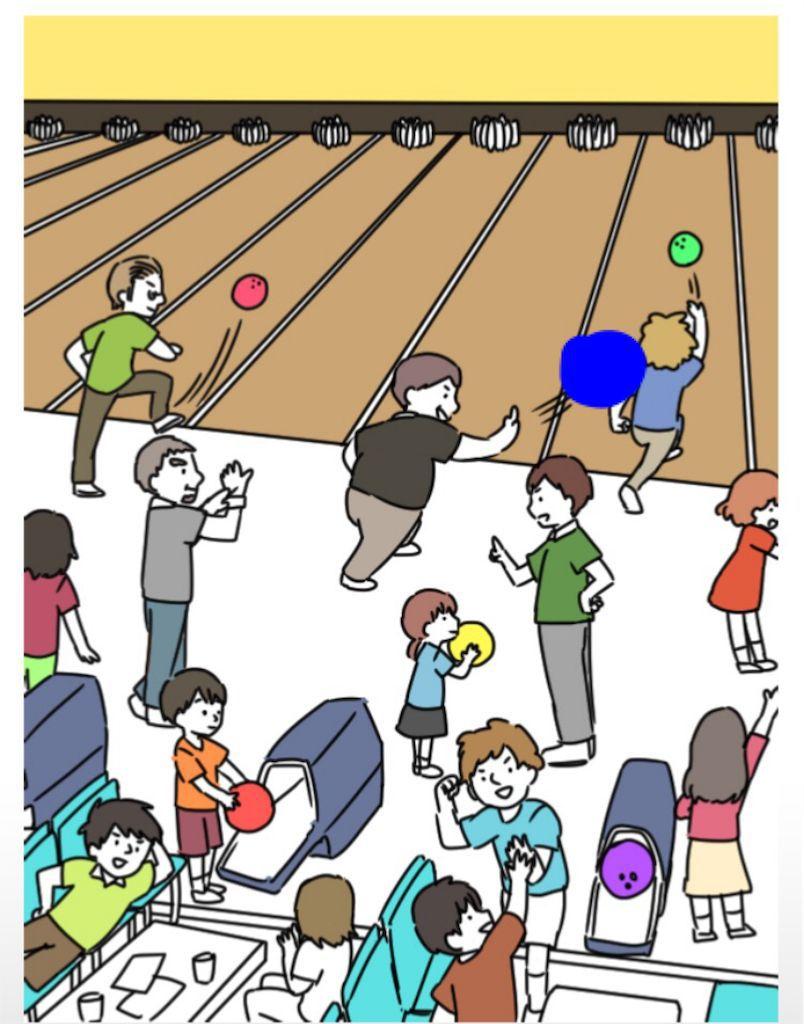 【炎上みっけ2】 FILE.12「ボーリング」の攻略1
