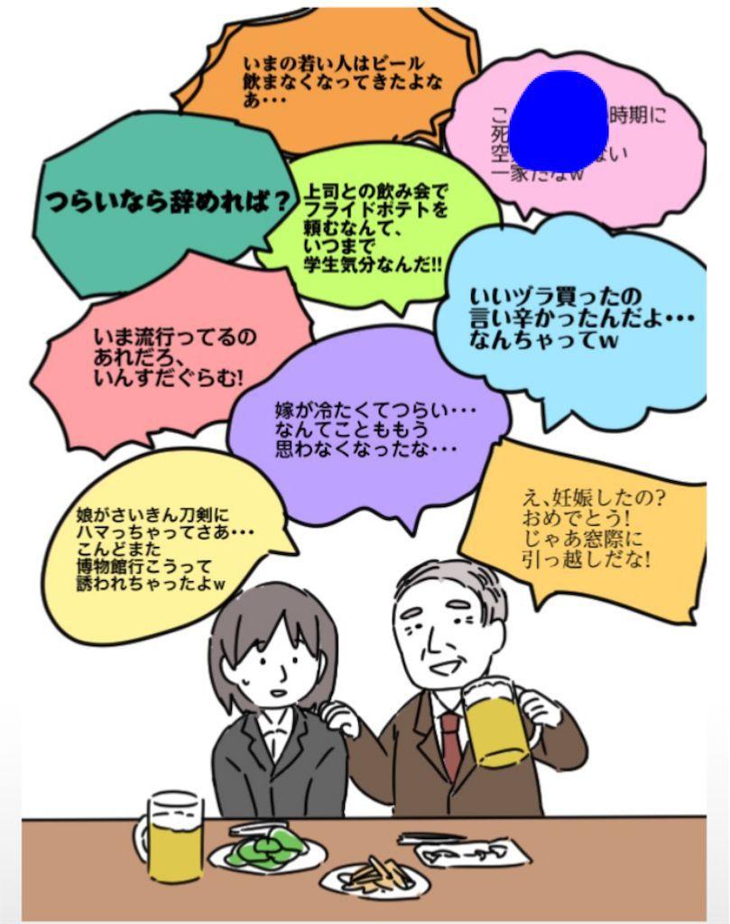 【炎上みっけ2】 FILE.08「上司との会話」の攻略3