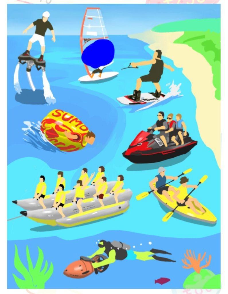 【モノの値段2】 File.19「ビーチで見掛けるモノ」の攻略3
