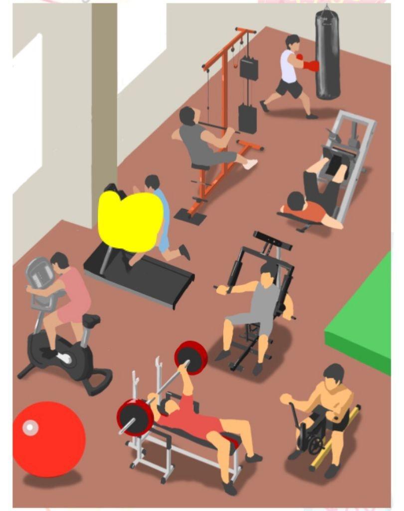 【モノの値段2】 File.18「トレーニングジムで見掛けるモノ」の攻略4