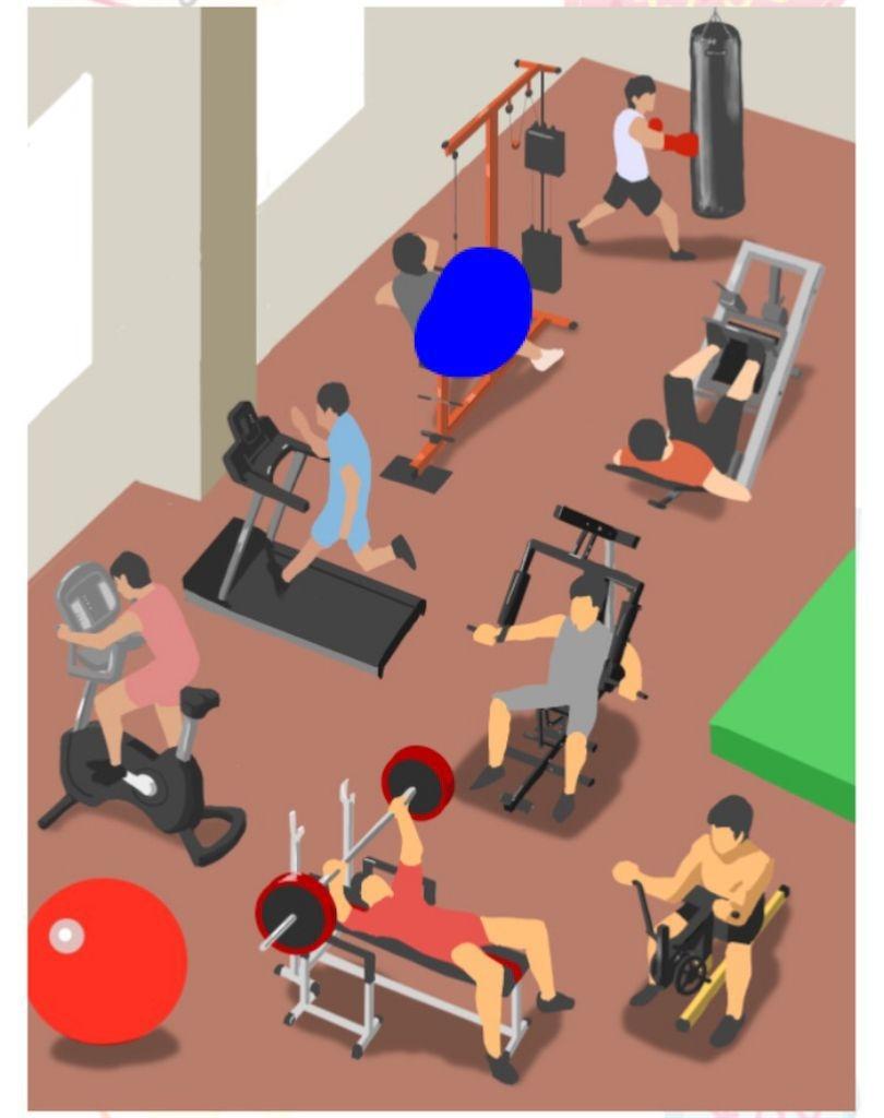 【モノの値段2】 File.18「トレーニングジムで見掛けるモノ」の攻略2