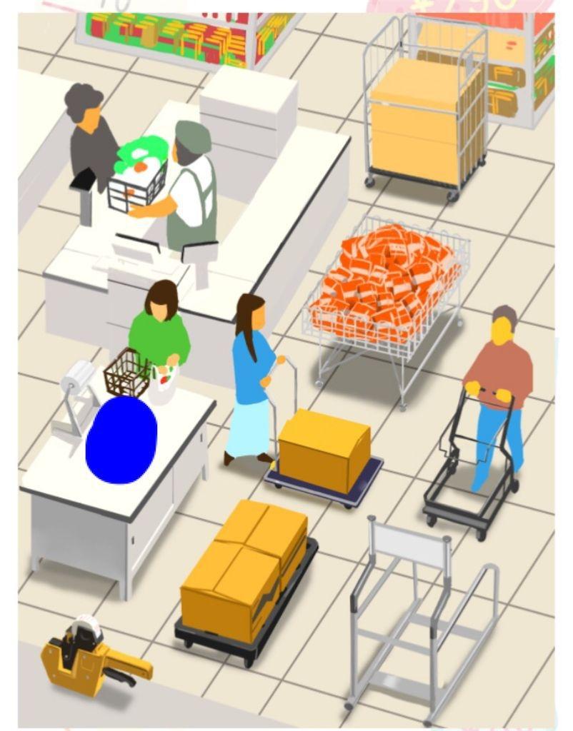 【モノの値段2】 File.17「スーパーで見掛けるモノ」の攻略4