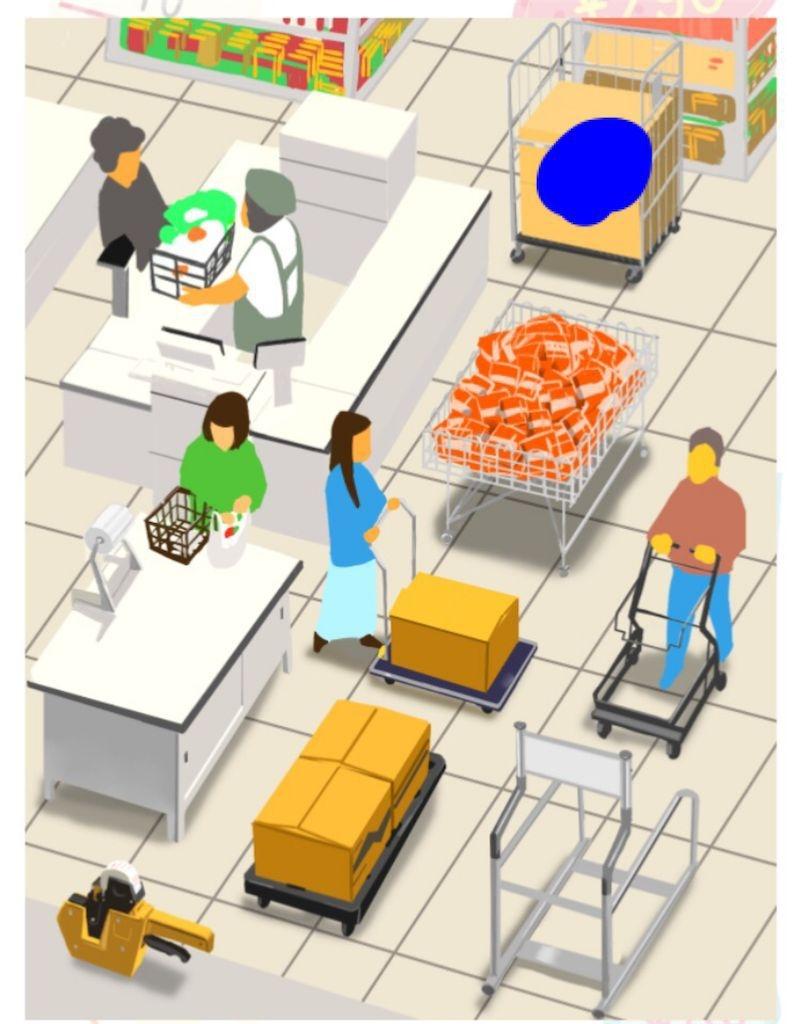 【モノの値段2】 File.17「スーパーで見掛けるモノ」の攻略3