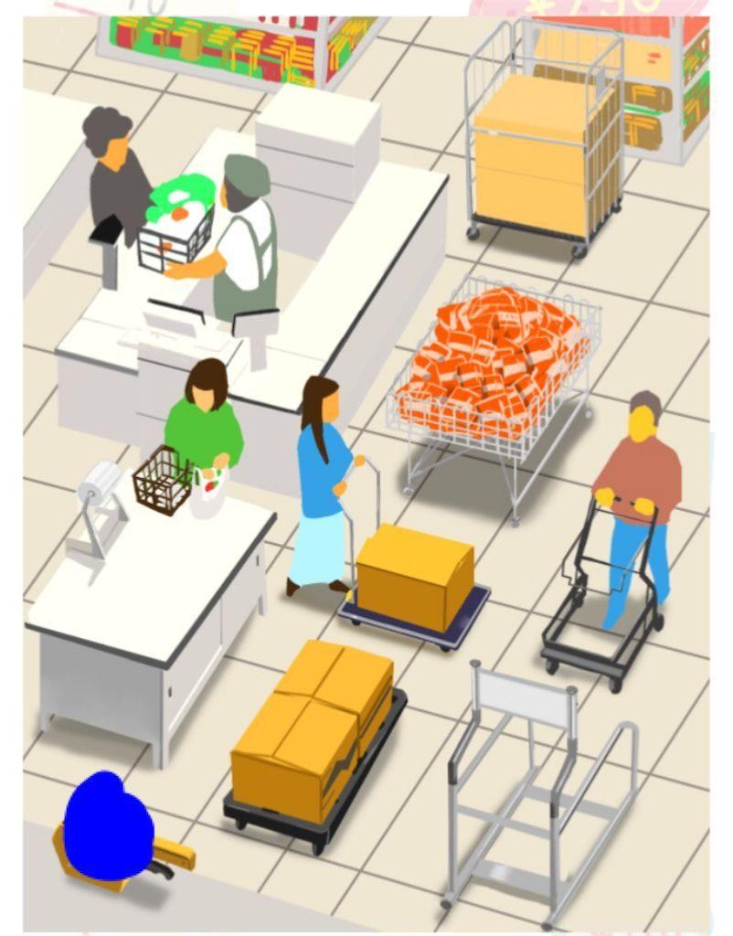 【モノの値段2】 File.17「スーパーで見掛けるモノ」の攻略1