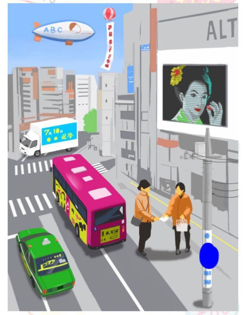 【モノの値段2】 File.11「街で見掛ける広告の値段」の攻略1