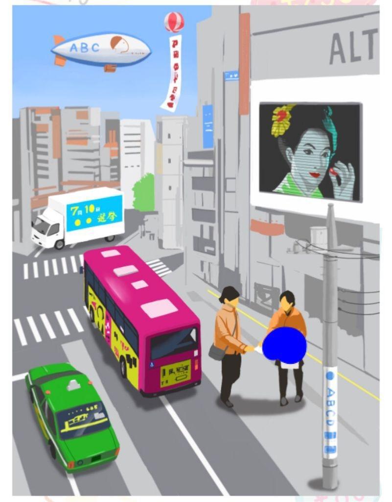 【モノの値段2】 File.11「街で見掛ける広告の値段」の攻略2