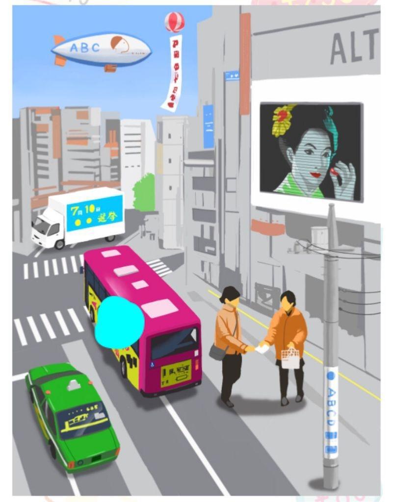 【モノの値段2】 File.11「街で見掛ける広告の値段」の攻略3
