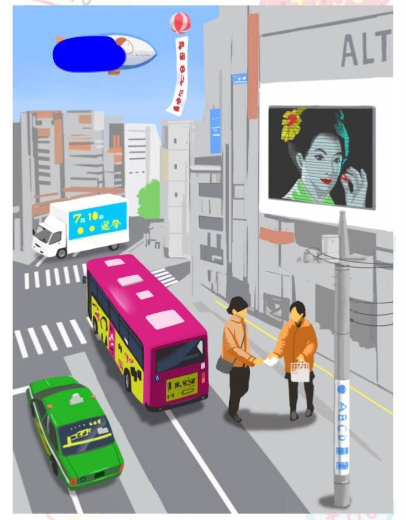 【モノの値段2】 File.11「街で見掛ける広告の値段」の攻略4