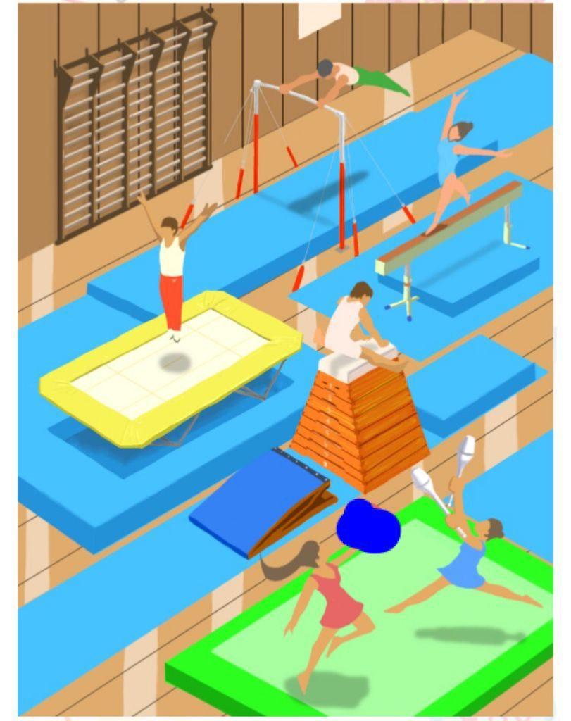 【モノの値段2】 File.09「体育館で見掛けるモノ」の攻略1