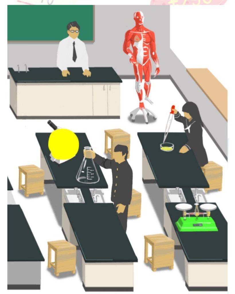 【モノの値段2】 File.01「理科室で見掛けるモノ」の攻略3