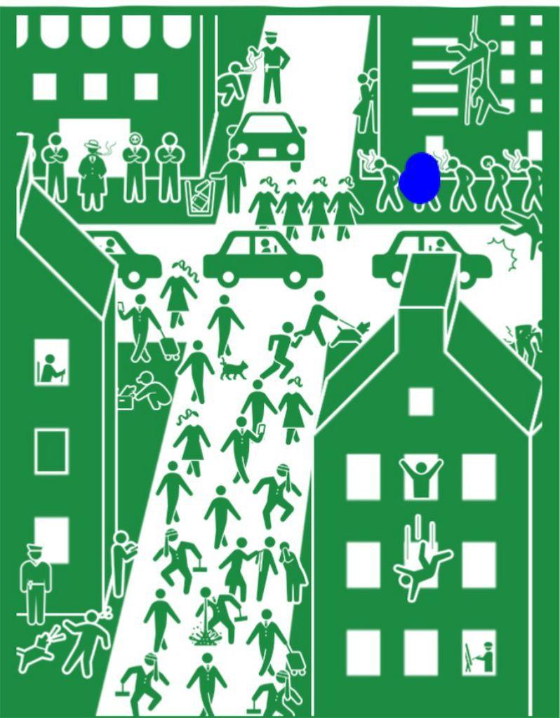 【ピクトさんを探せ!!】 FILE.15「夜の街で」の攻略
