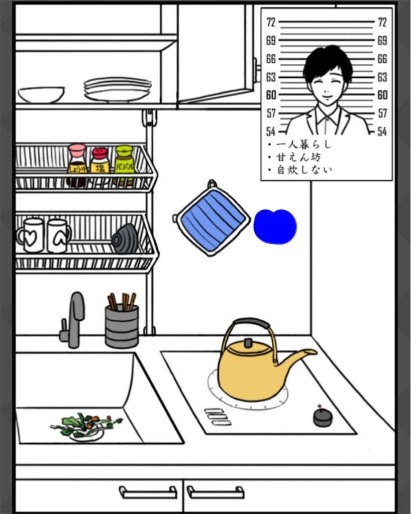 【浮気され女】 FILE.07「料理をねだる彼」の攻略3