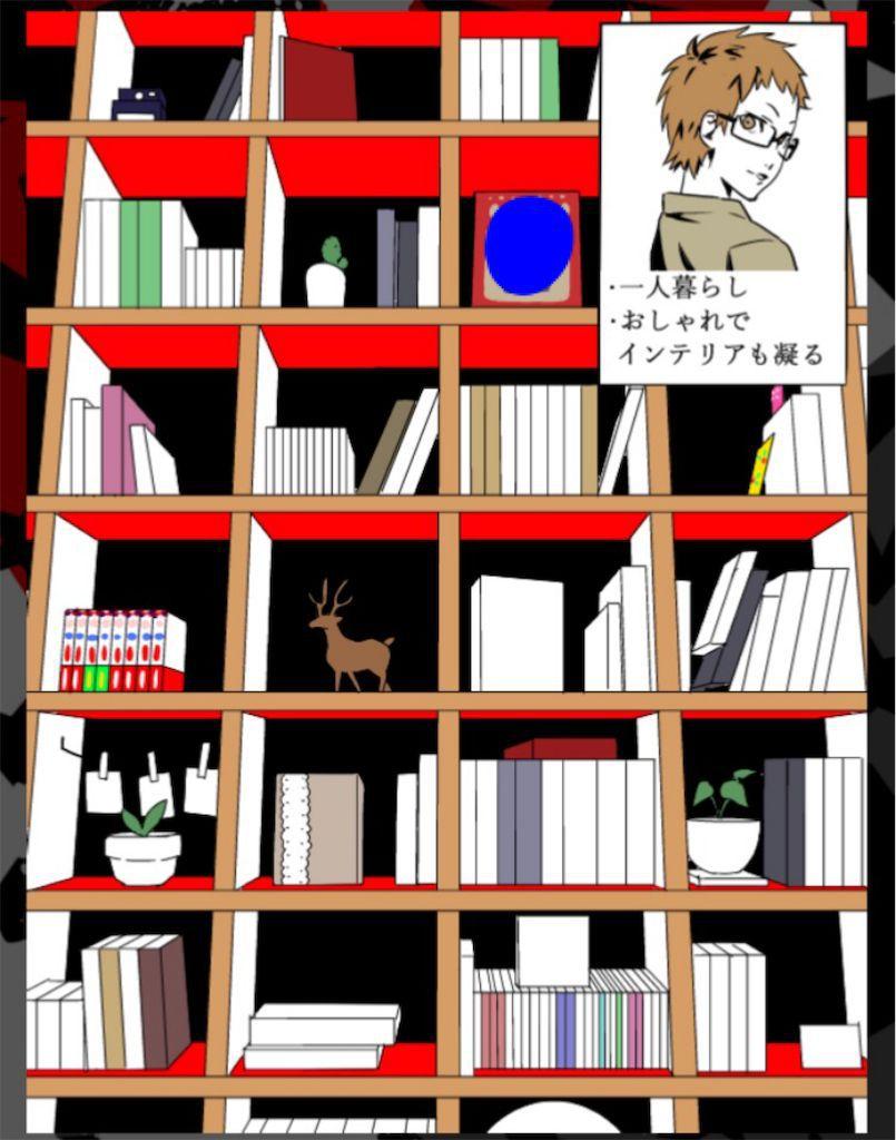 【浮気され女】 ステージ7「読書家な彼」の問題.1の攻略
