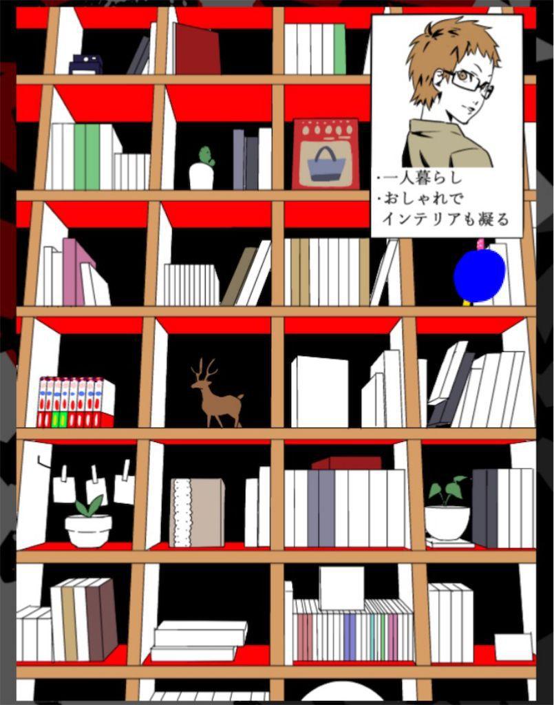 【浮気され女】 ステージ7「読書家な彼」の問題.4の攻略