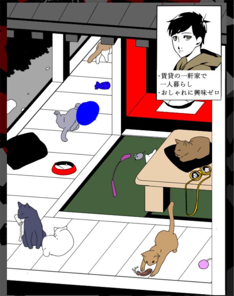 【MASQUERADE~また浮気する?】CASE.04「無類の猫好きな彼」の攻略2