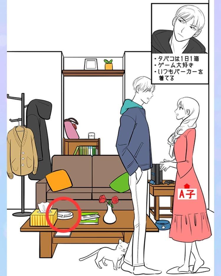 【浮気され女】 ステージ4「将来を誓った夫」の問題.2の攻略