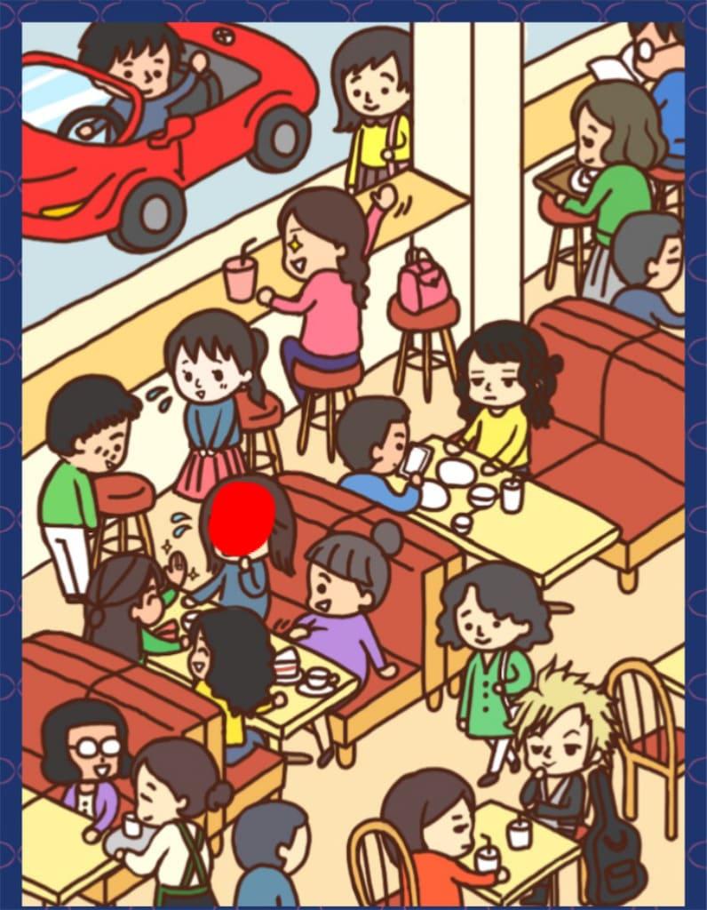【大人の恋愛あるある】File.02「カフェ・1」の攻略