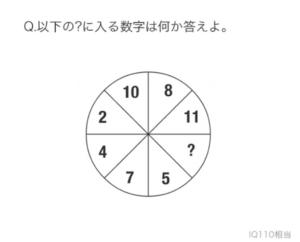 【天才求む!】 【天才です】問題3の攻略
