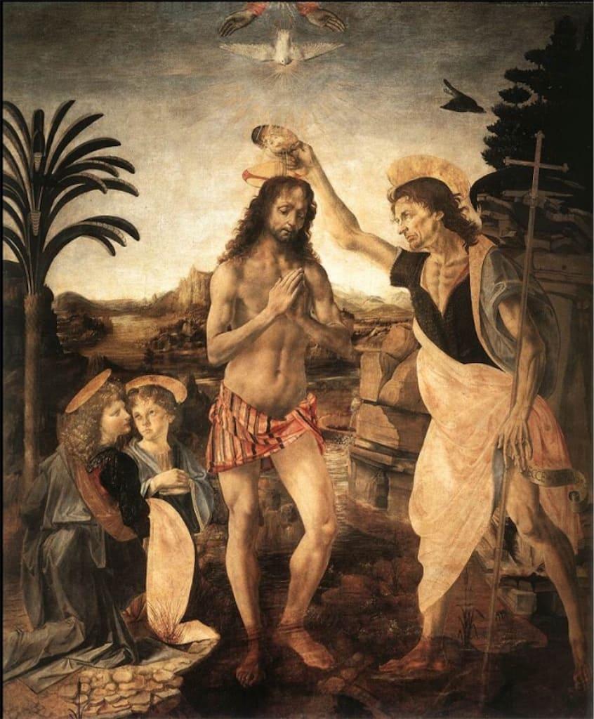 「キリストの洗礼」とは?