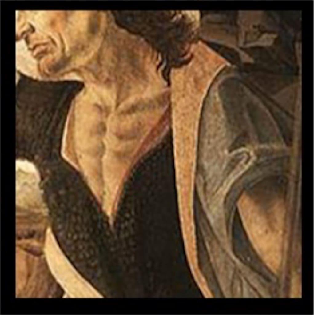 「キリストの洗礼」: 意味が分かると怖いポイント2