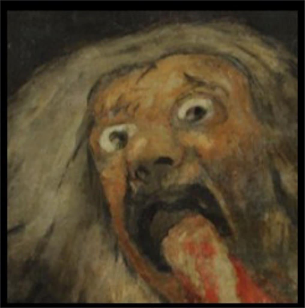 「我が子を喰らうサトゥルヌス」: 意味が分かると怖いポイント