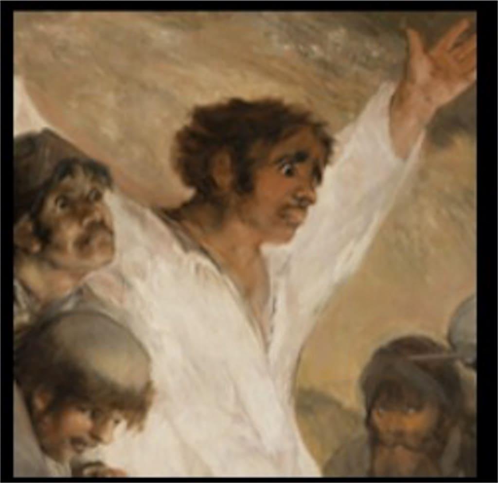 「マドリード、1808年5月3日」: 意味が分かると怖いポイント