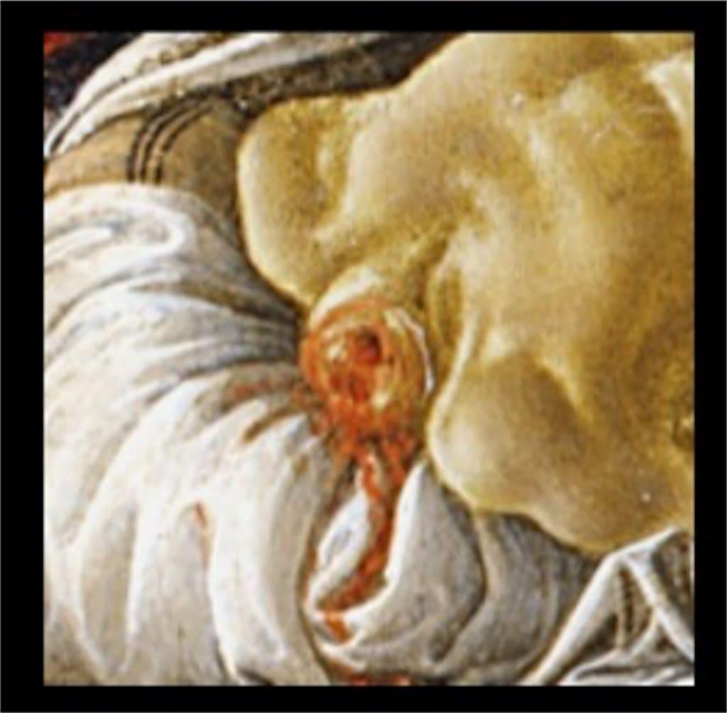 「ホロフェルネスの遺体発見」: 意味が分かると怖いポイント
