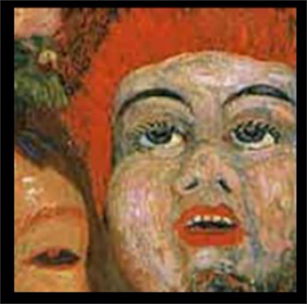 「仮面に囲まれた自画像」: 意味が分かると怖いポイント