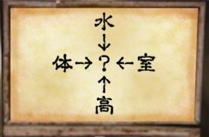 【~地下に眠る煩悩の財宝~】 No.4の攻略
