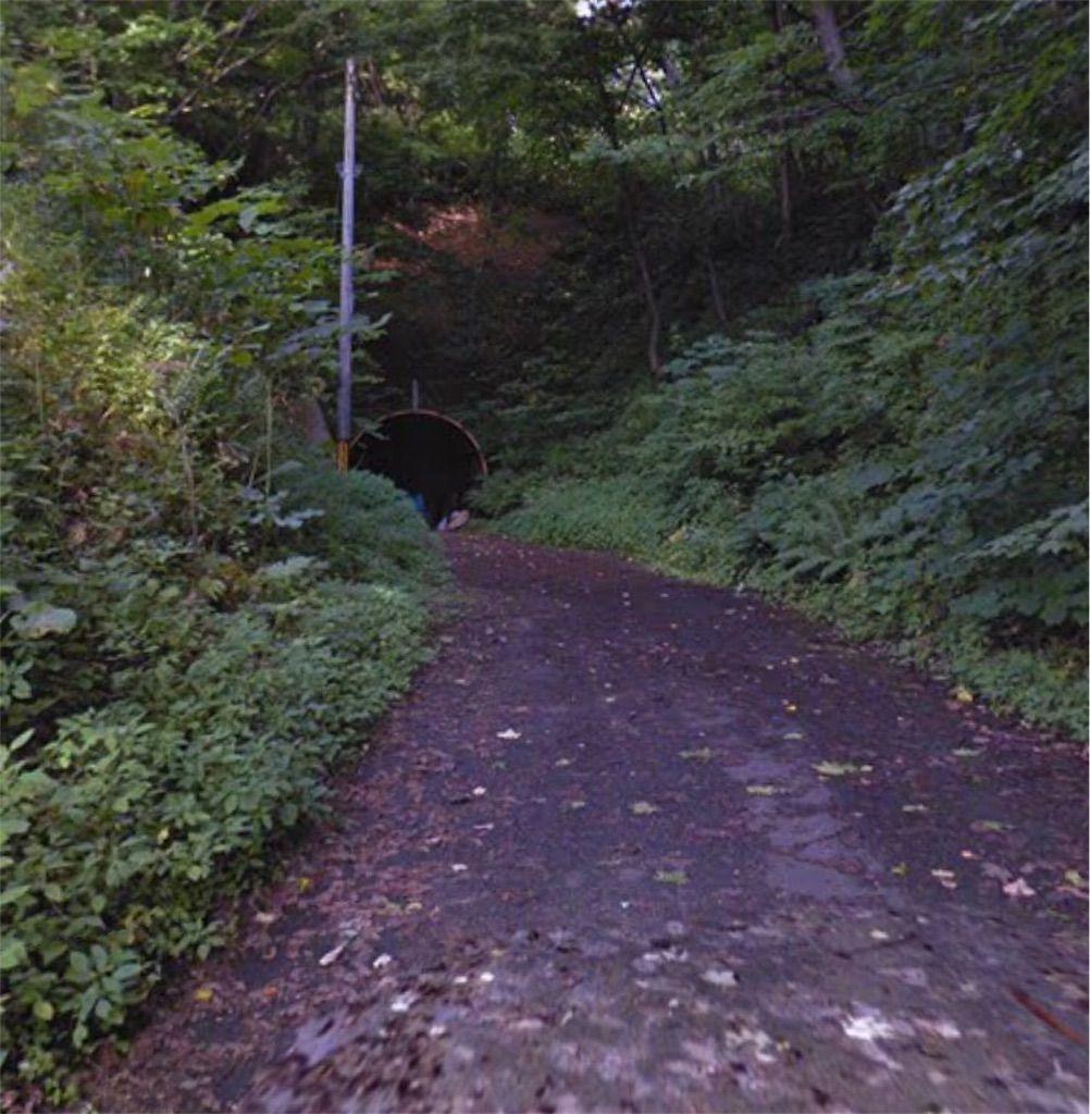 北海道の心霊スポットの「旧小別沢トンネル」