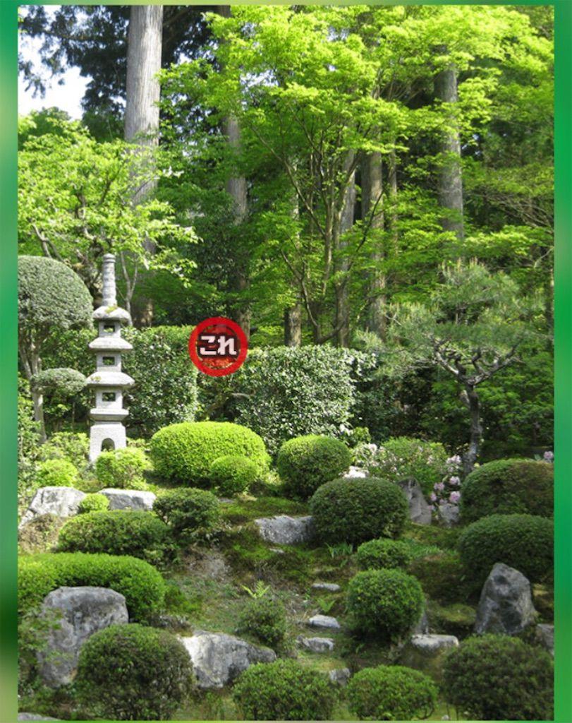 【どうぶつみっけ3!】 FILE.14「庭園」の攻略