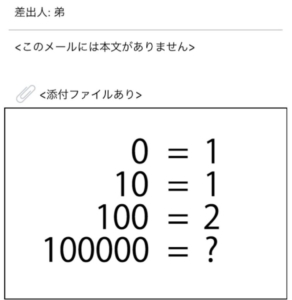【謎解きメール2】 No.20の攻略