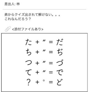 【謎解きメール2】 No.62の攻略