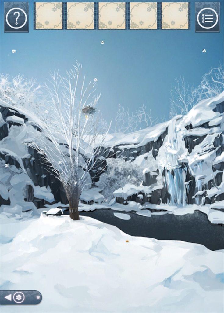 【忘れ雪】 ステージ1の攻略1