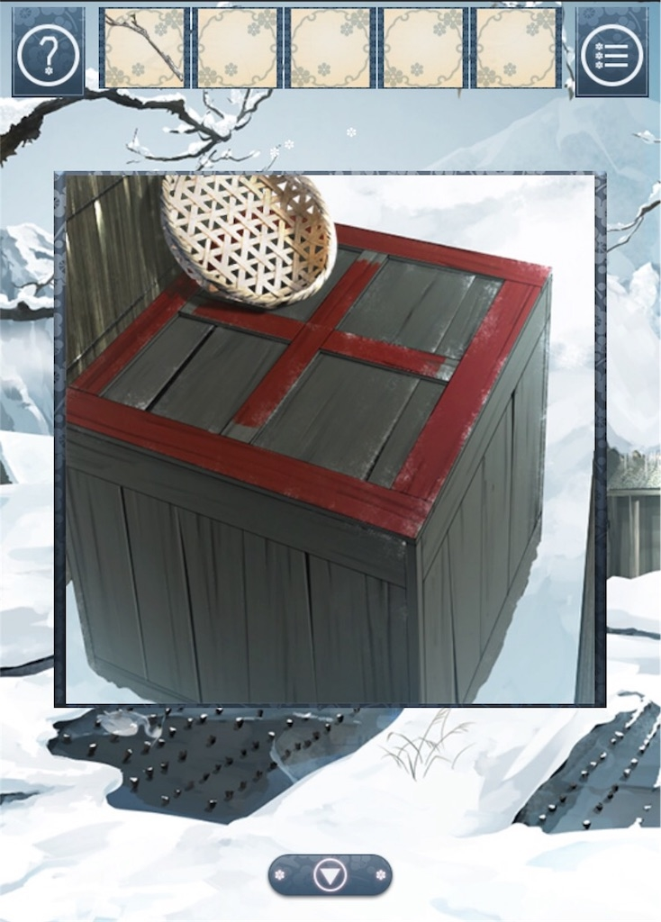 【忘れ雪】 ステージ3の攻略3