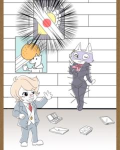【鼻毛探偵】ステージ18「『小便小僧の涙』はどこに?」の攻略2