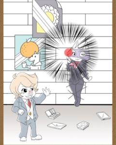 【鼻毛探偵】ステージ18「『小便小僧の涙』はどこに?」の攻略3