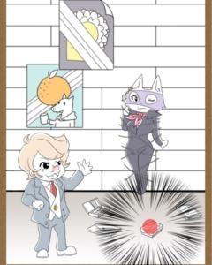 【鼻毛探偵】ステージ18「『小便小僧の涙』はどこに?」の攻略4