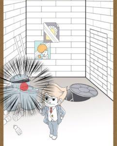 【鼻毛探偵】ステージ17「怪盗ワルサ、最後の抵抗」の攻略