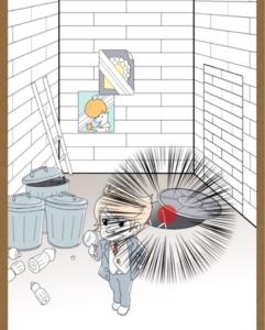 【鼻毛探偵】ステージ17「怪盗ワルサ、最後の抵抗」の攻略2