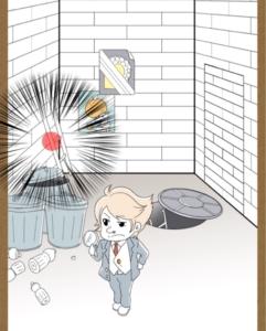 【鼻毛探偵】ステージ17「怪盗ワルサ、最後の抵抗」の攻略3