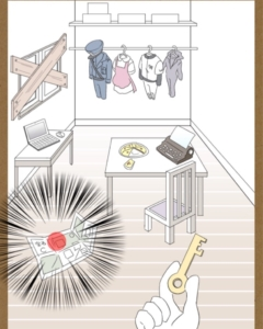【鼻毛探偵】ステージ13「怪盗ワルサの潜伏先発見!」の攻略